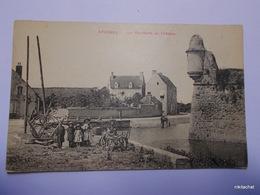 EPOISSES-Les Remparts Du Chateau - Otros Municipios
