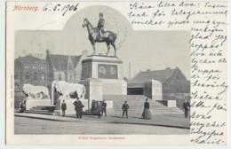 Nürnberg - Prinz Regenten Denkmal - Nuernberg