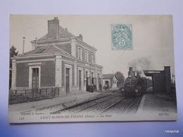 SAINT MARDS DE FRESNE-La Gare - Other Municipalities