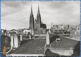[63] CLERMONT-FERRAND  Perspective Sur La Cathédrale - Clermont Ferrand