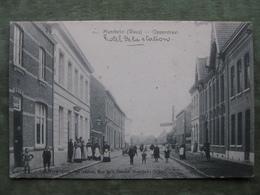 MOERBEKE WAAS - OPPERSTRAAT 1908 ( 2 Scans ) - Moerbeke-Waas