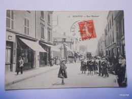 ROANNE-Rue Mulsant-ELD - Roanne