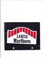 Sticker Marlboro -  Lancia - Car Racing - F1