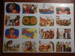 Planche éducative Volumétrix - N°132 - Rome II - Livres, BD, Revues