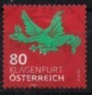 2018 - 3408 - ° -  Heraldik Neu - 0,80 Klagenfurt - 1945-.... 2ème République