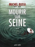 Mourir Sur Seine T1/2 - Gaet's Et Salvo D'après Michel Bussi - Petit à Petit - Livres, BD, Revues