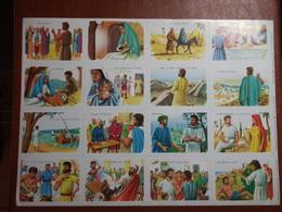 Planche éducative Volumétrix - N°134 - Le Christianisme (I) - Livres, BD, Revues