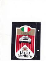 Sticker Marlboro -  Lancia  S Munari - Car Racing - F1
