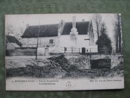 MOERBEKE WAAS - PONT DE KAUDENBORM 1905 ( 2 Scans ) - Moerbeke-Waas