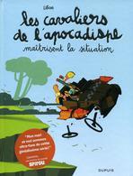 Cavaliers De L'apocadispe (Les) T1 - Libon - Dupuis - Livres, BD, Revues