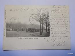 LILLE-Pont De La Barre-1902 - Lille