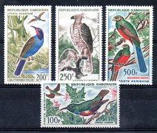 GABON - YT PA N° 14 à 16 - Neufs * - MH - Cote: 42,00 € - Gabon (1960-...)