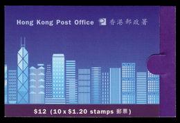 Hong Kong 1995 $12 Booklet Unmounted Mint. - Hong Kong (...-1997)