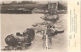 Dépt 77 - MARY-SUR-MARNE - Pont Détruit Bataille Marne 1914-1915 - Catastrophe Train - (env. Meaux, Lizy-sur-Ourcq) ELD - France