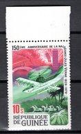 GUINEE N° 637  NEUF SANS CHARNIERE COTE 2.20€  JULES VERNE  VOIR DESCRIPTION - Guinée (1958-...)