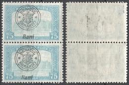 1919 Roman Occupation - Hungary - Oradea / Nagyvárad - Pairlament - MNH - Mi 38II - Transylvanie