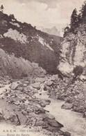 A.B.E.M. Chedde, Gorge Des Egratz, 74 (pk53475) - France