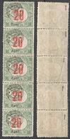 1919 Roman Occupation - Hungary - Oradea / Nagyvárad - Porto Due -  MNH - Mi 9II - Transylvanie