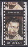 """Österreich 2012:   """"Turhan Bey"""" Gestempelt  (siehe Scan/Foto) - 1945-.... 2ème République"""