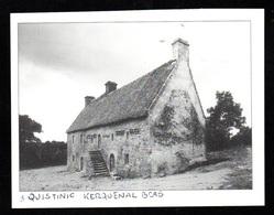 1993  --  QUISTINIC  KERQUENAL BRAS    3Q147 - Vieux Papiers