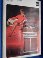 DUAL Le Programme 1970/71 ( Gebruiksaanwijzing / Mode D'emploi + Docu + Pin ) PLATENSPELER / RADIO Meubel > Zie Foto's ! - Littérature & Schémas