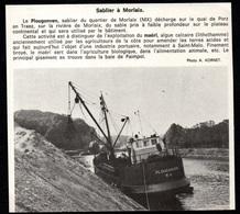 1976  --  LE PLOUGONVEN  SABLIER A MORLAIX   3Q149 - Vieux Papiers