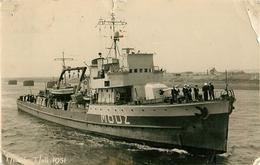 Aviso Oise * Bateau Militaire * Marine Francaise - Schiffe