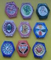 Fève  - Montre Swatch 2001 - Lot De 9 Montres Swatch - Fèves