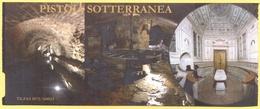 PISTOIA - Museo Pistoia Sotterranea - Biglietto D'Ingresso Ridotto - Tickets D'entrée