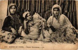 CPA LL 6355 Scenes Et Types- Jeunes Mauresques, ALGERIE (793525) - Algérie