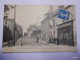 VITRY SUR SEINE-Rue Saint Aubin-La Poste - Vitry Sur Seine