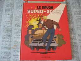 BD LES AVENTURES DE JEAN VALHARDI TOME 5 EO 1982 LE RAYON SUPER GAMMA - Other