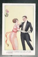 CP (Pub.) Publicité Urodonal - Couple Qui Danse - Publicité