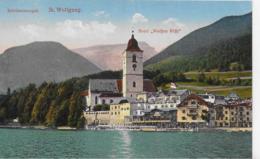 AK 0104  St. Wolfgang Am Wolfgangsee - Verlag Brandt Um 1915 - St. Wolfgang