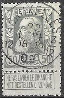8S-743: N°78: 3/12 BRUXELLES 3/12 - 1905 Grosse Barbe