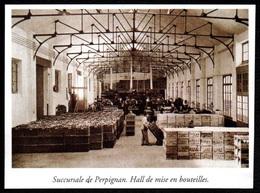 2000  --  SUCCURSALE BYRRH DE PERPIGNAN  HALL DE MISE EN BOUTEILLES  3Q156 - Vieux Papiers