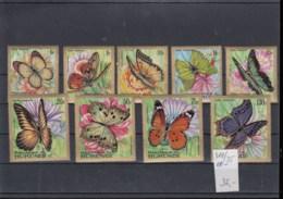 Burundi (BBK) Michel Cat.No. Mnh/** 411/435 Butterfly - 1970-79: Neufs