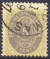 ANTILLES DANOISES ! Timbre Ancien De 1873 N°8 - Danemark (Antilles)