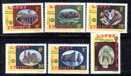 ETP219B - ETIOPIA 1981 ,  Yvert  N. 1010/1015 *** MNH - Etiopia