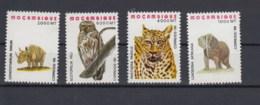 Mocambique (BBK) Michel Cat.No. Mnh/** 1363/1366 Bird - Mozambique