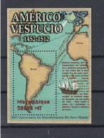 Mocambique (BBK) Michel Cat.No. Mnh/** Sheet 129 - Mozambique