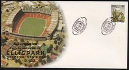 RSA South Africa Johannesburg 1982 / Ellispark Stadium Inauguration / Rugby / FDC - Afrique Du Sud (1961-...)