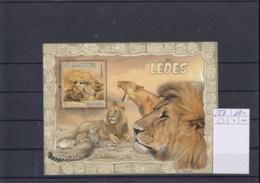 Mocambique (BBK) Michel Cat.No. Mnh/** Sheet 227 Lion - Mozambique