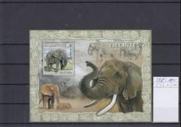 Mocambique (BBK) Michel Cat.No. Mnh/** Sheet 228 Elefant - Mozambique