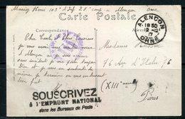 FRANCE- Carte Postale De ALENCON (orne) De 1917 - Alencon