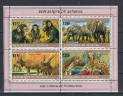 Senegal (BBK) Michel Cat.No. Mnh/** Sheet 37 - Sénégal (1960-...)