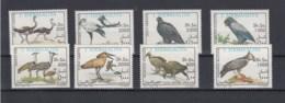 Somalia (BBK) Michel Cat.No. Mnh/** 460/467 Birds - Somalia (1960-...)