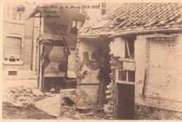 SERAING - Crue De La Meuse 1925-1926 - Rue Ramoux - Maison Effondrée - Seraing