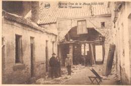 SERAING - Crue De La Meuse 1925-1926 - Quai De L'Espérance - Seraing