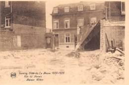 SERAING - Crue De La Meuse 1925-1926 - Rue Du Marais - Maison Wilkin - Seraing
